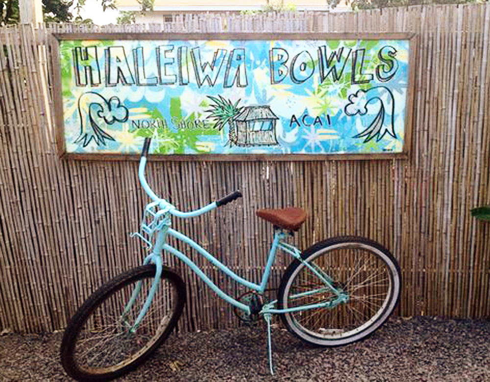 Haleiwa Bowl North Shore