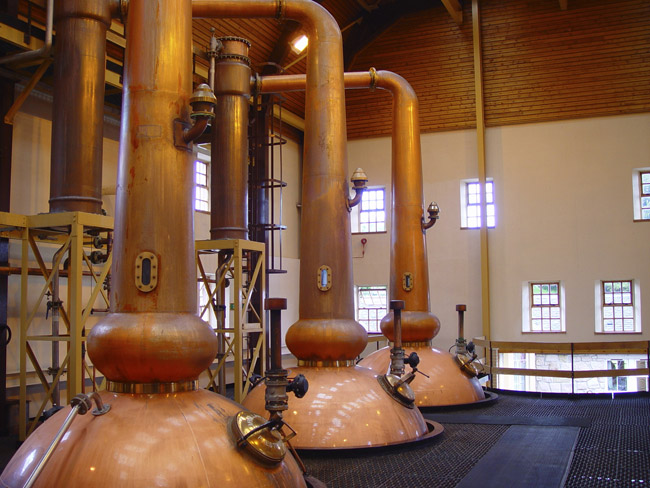 Scottish Distillery