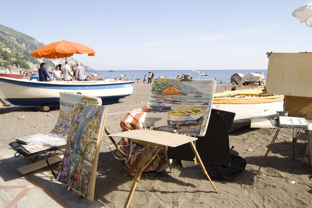 Pasquale-Volpe-Art-Positano