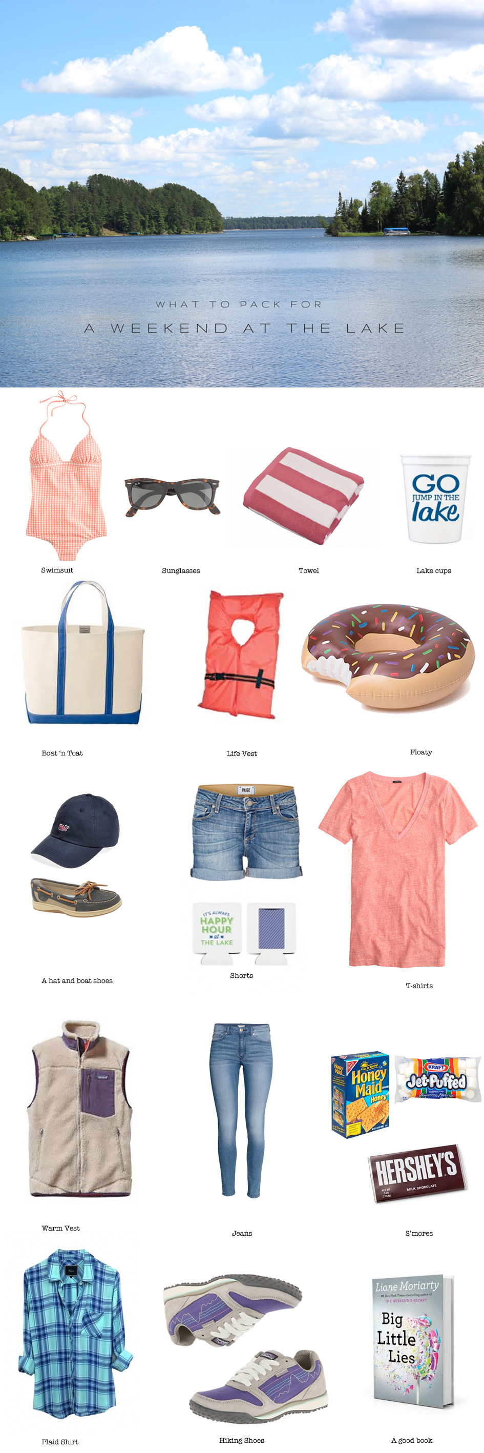 what-to-pack-for-the-lake