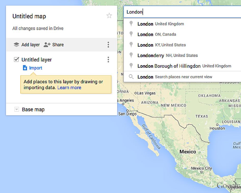 How to Create a Custom Google Maps Itinerary & Use it Offline!!