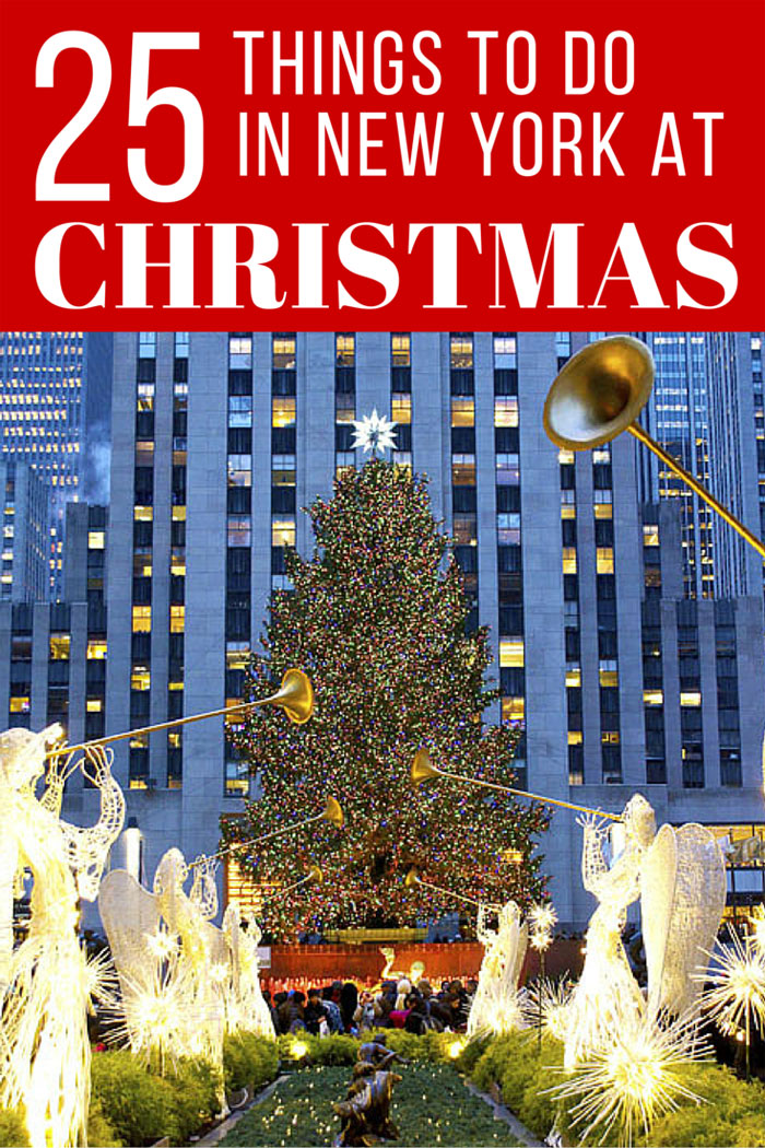 Things to do in nyc around christmas christmas decore for Things to doin nyc