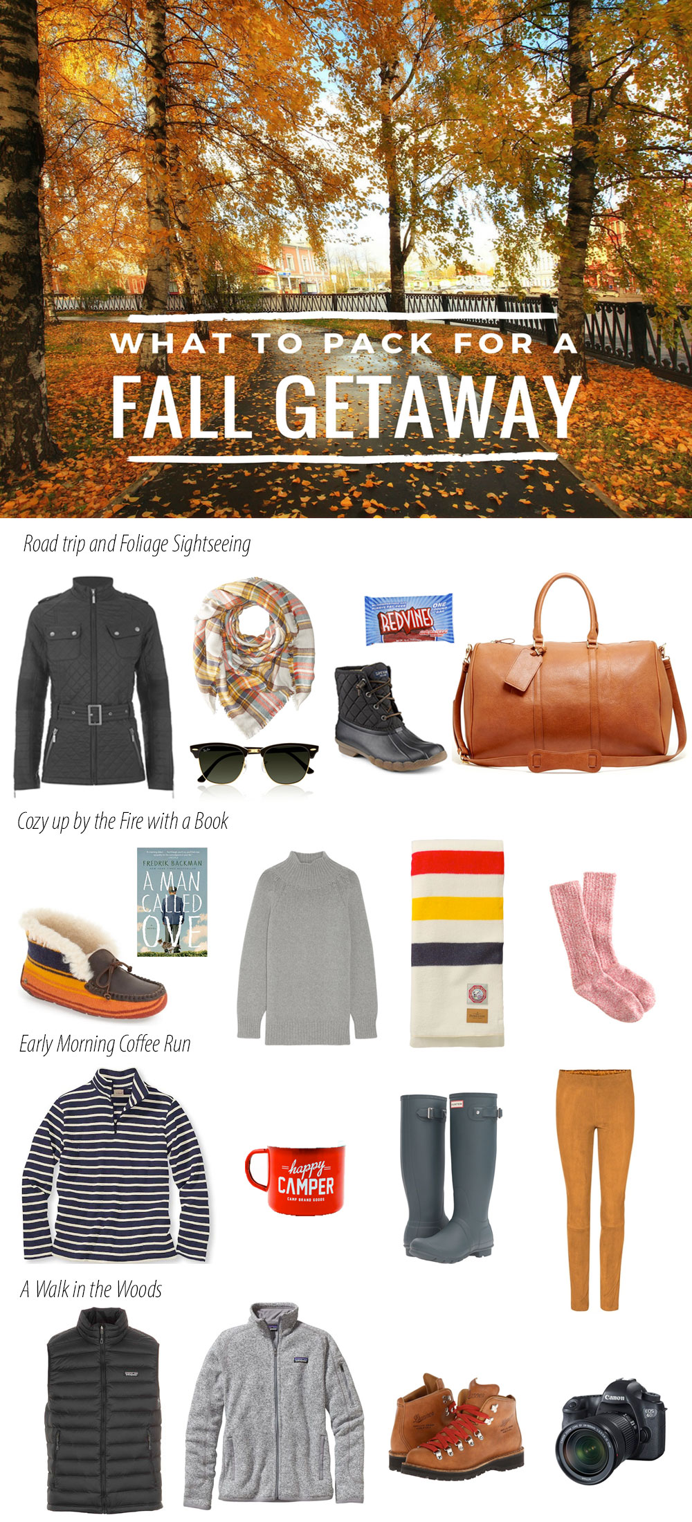 what-to-pack-for-fall-getaway